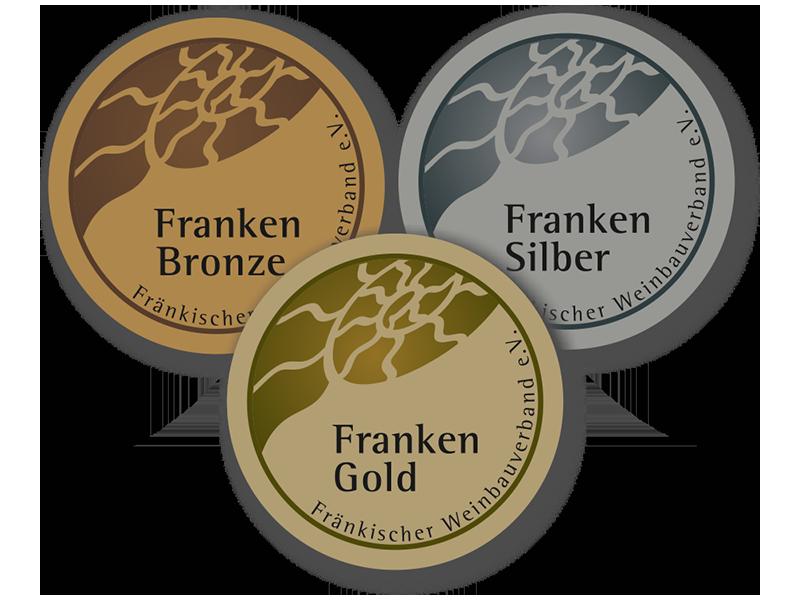 franken-medaillien